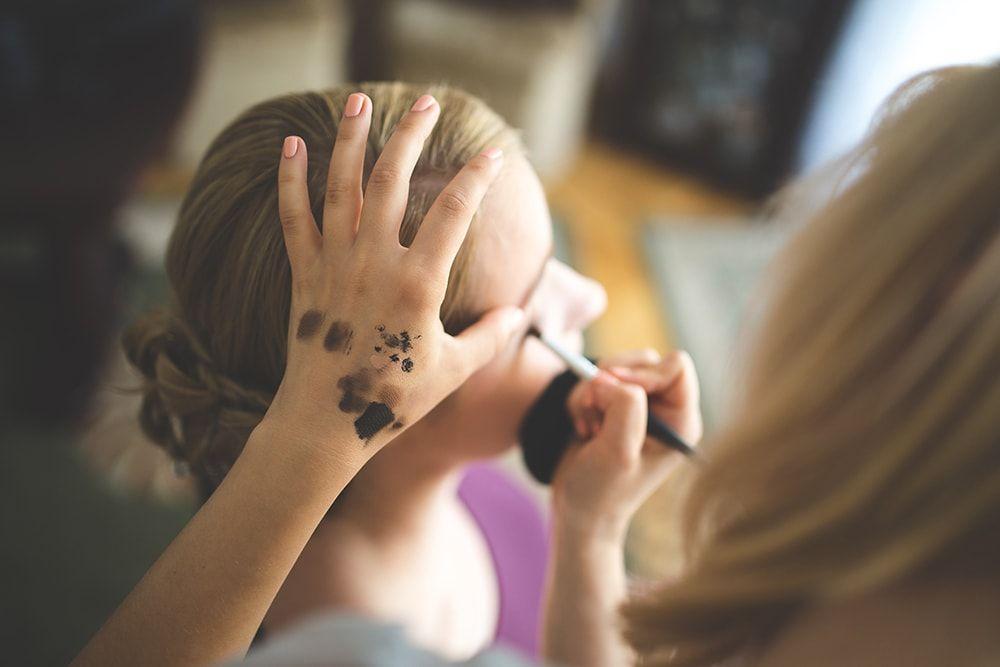 peluqueros y maquilladores eventos