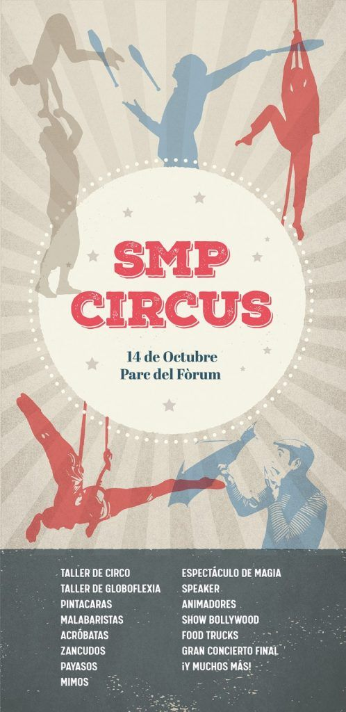 Family Day SMP Circus
