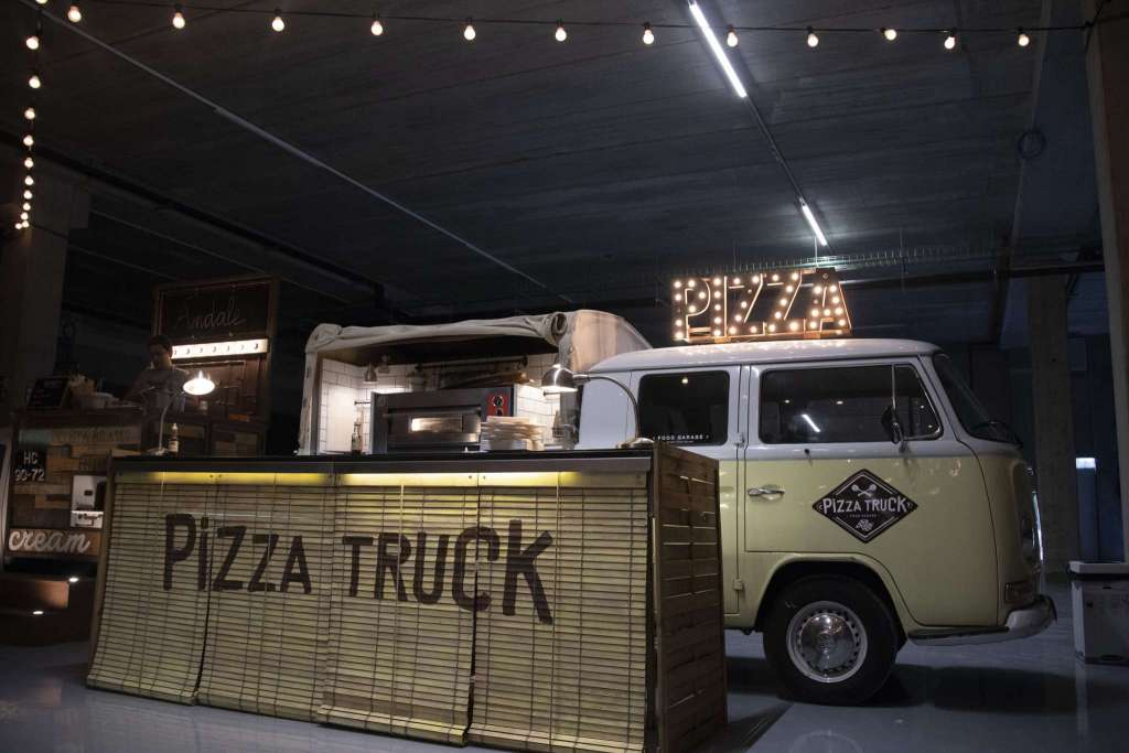 food trucks para eventos