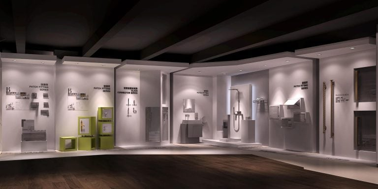 showrooms y exhibiciones