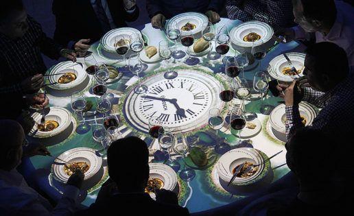 table mapping para eventos