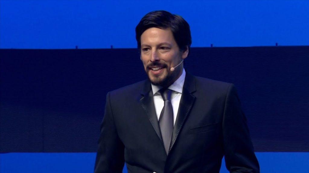 Fernando Tiberini presentador