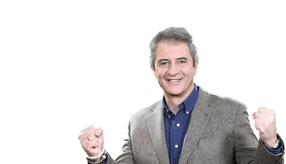 Manolo Lama presentador