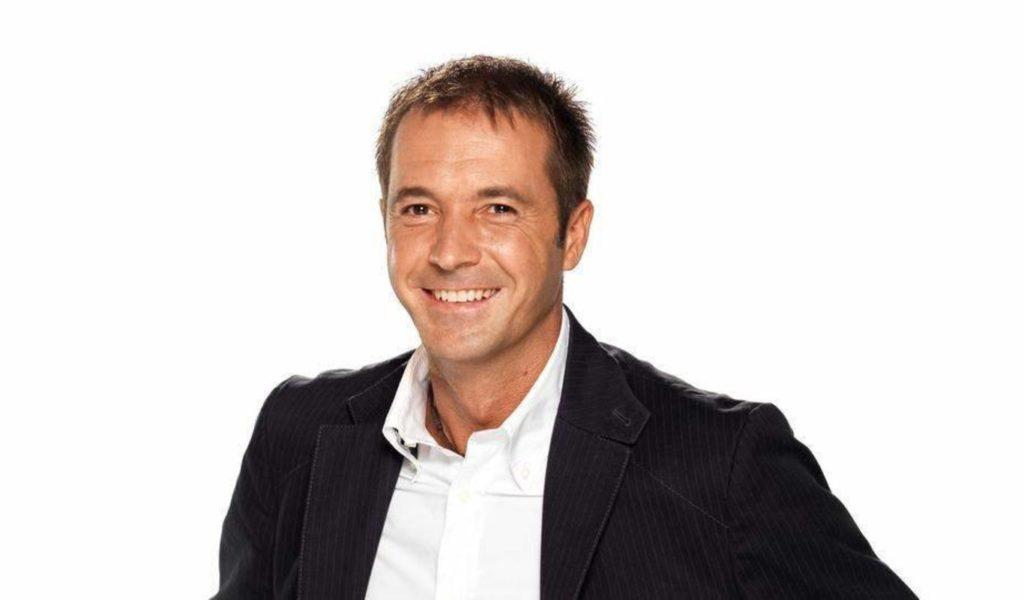 Manu Carreño presentador