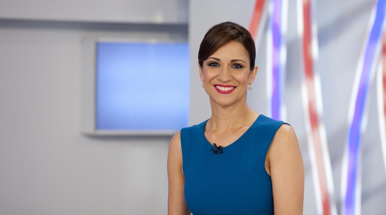 Silvia Jato presentadora