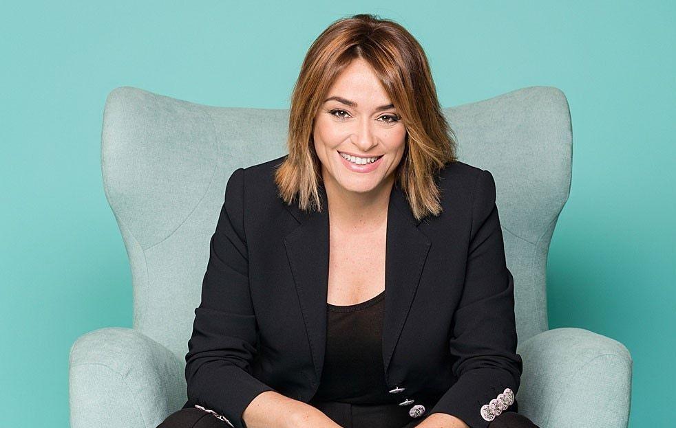 Toñi Moreno presentadora