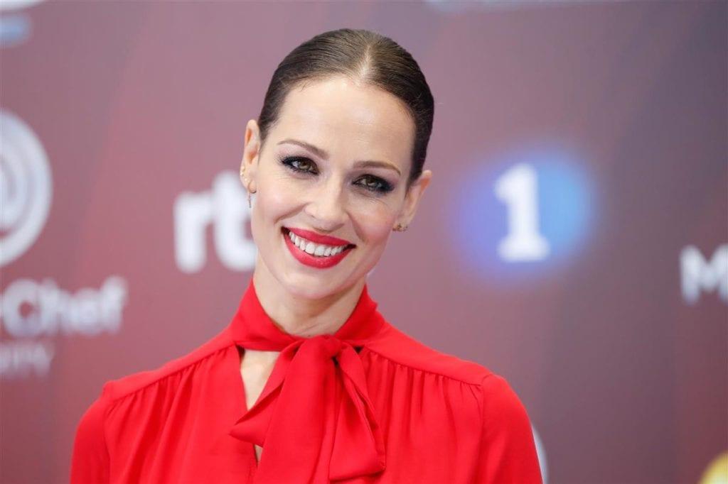 Eva González presentadora