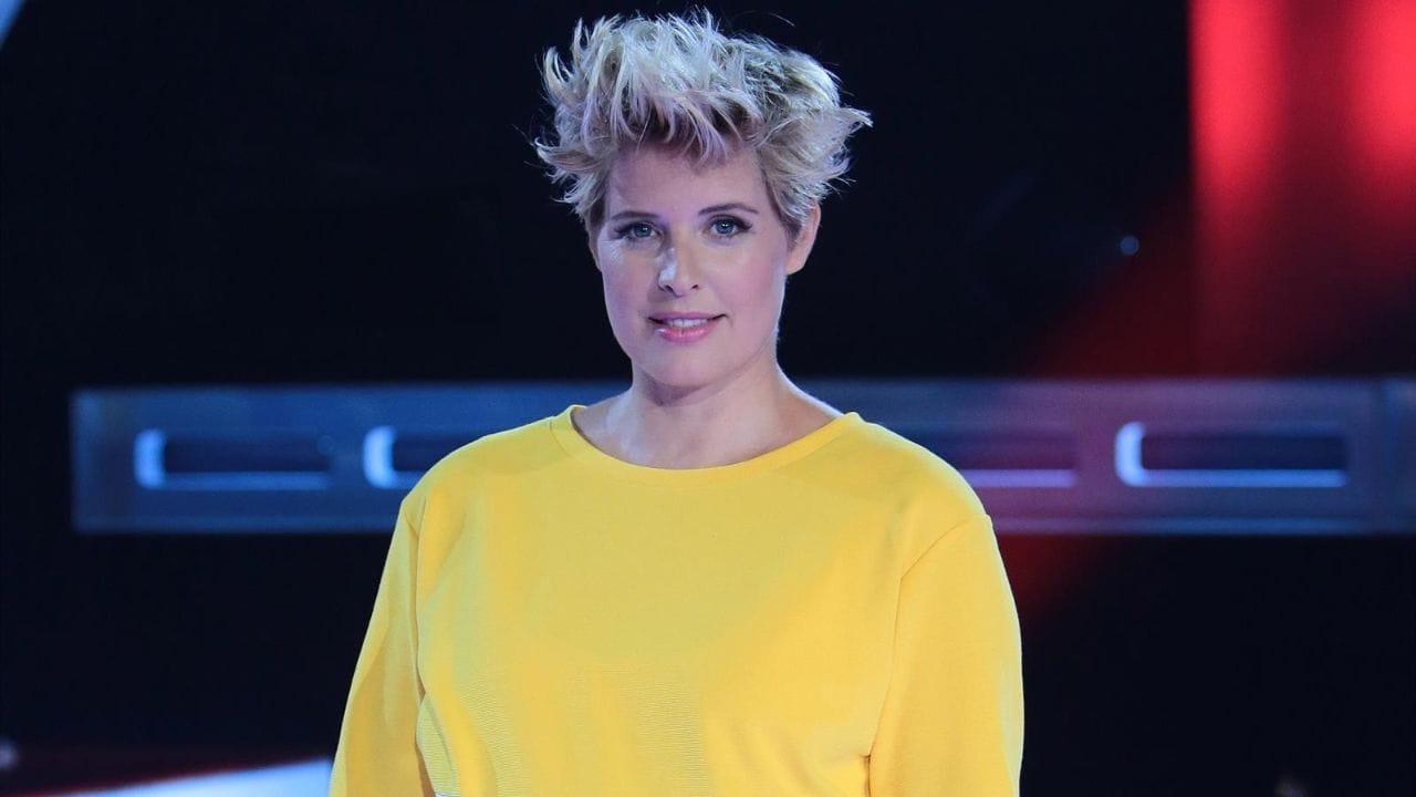 Tania Llasera presentadora