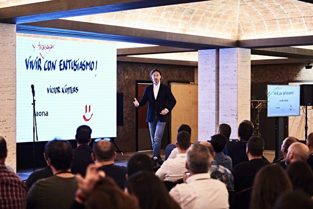 conferencias sobre liderazgo