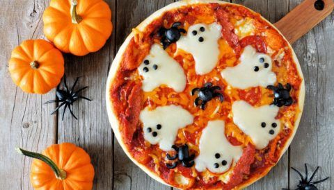 catering halloween
