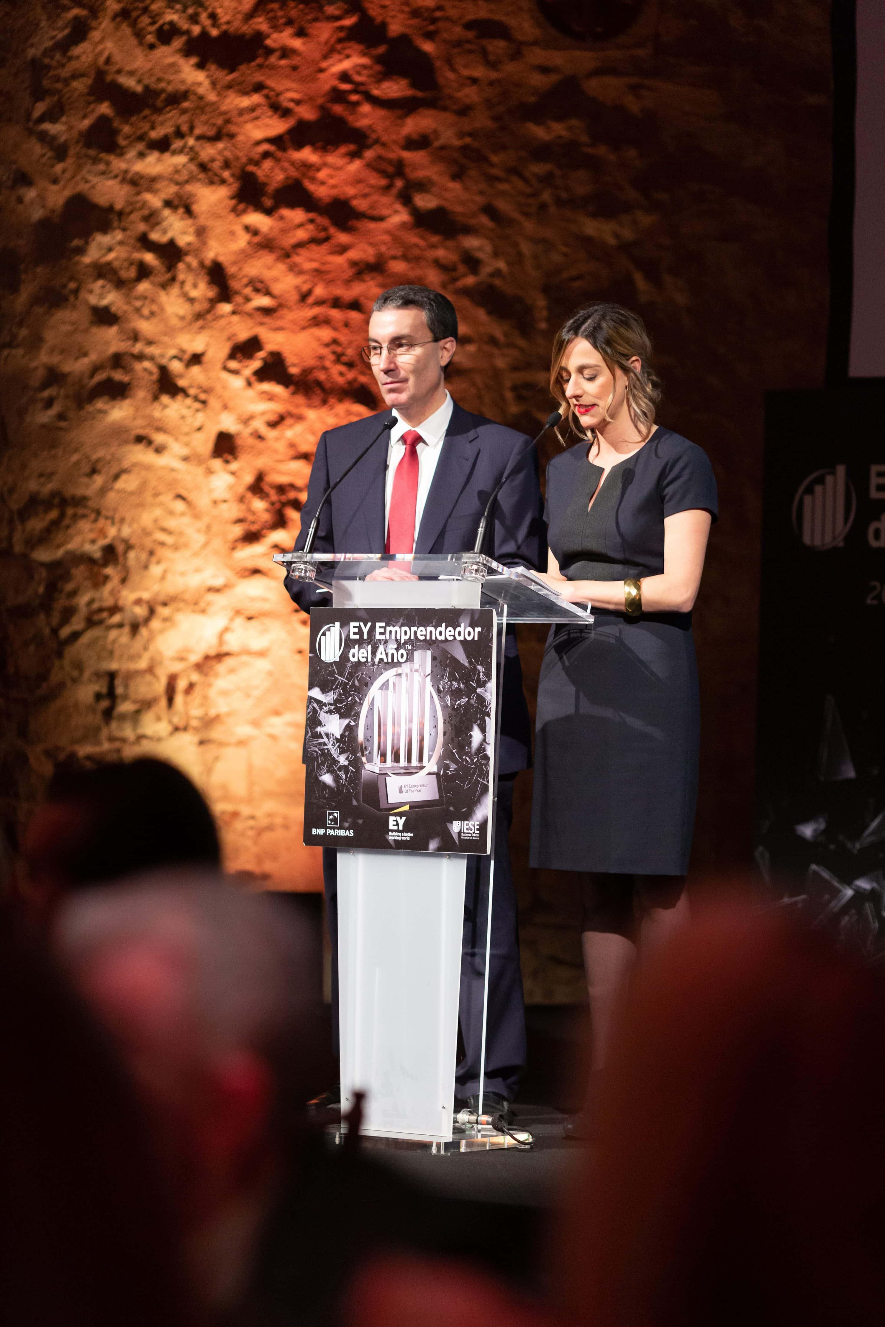 Entrega de premios Anna Boadas