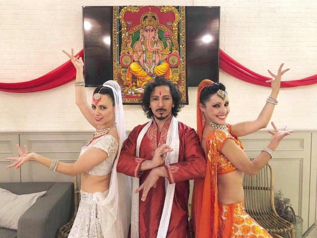 Fiesta temática Bollywood (2)