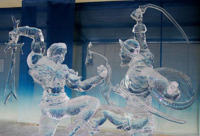 Team.Building.Esculturas.de.hielo