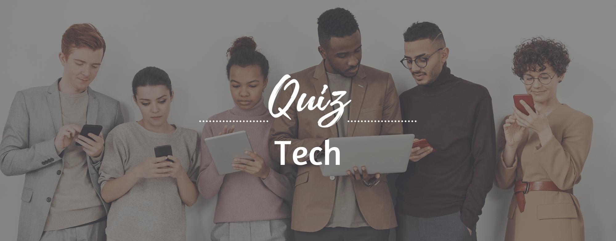 Quiz Tech