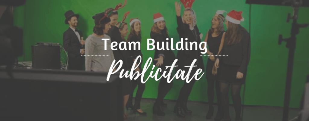team-building-publicitate