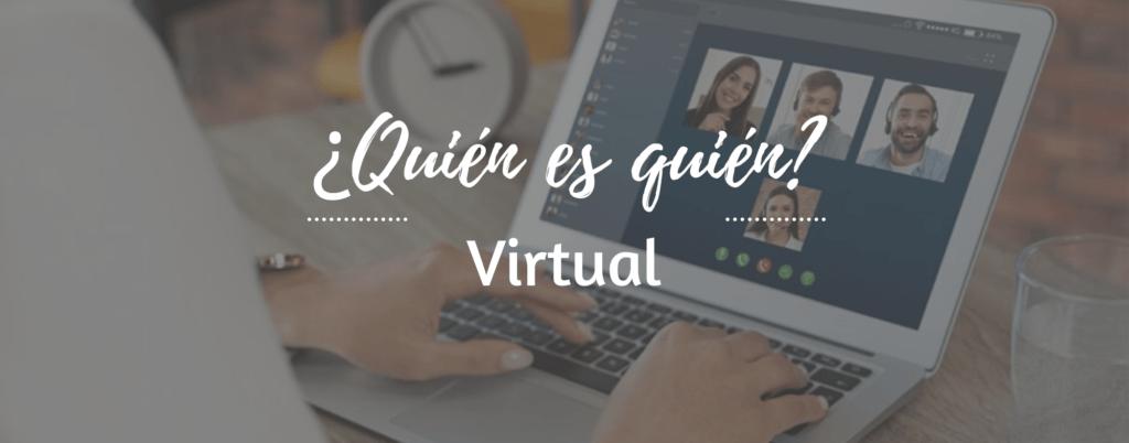 Quién es quién virtual