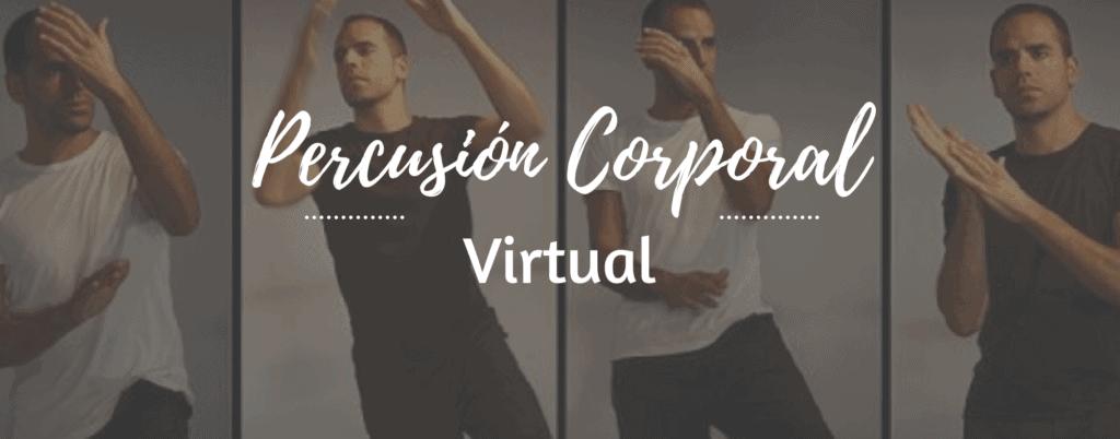 Taller de Percusión Corporal virtual