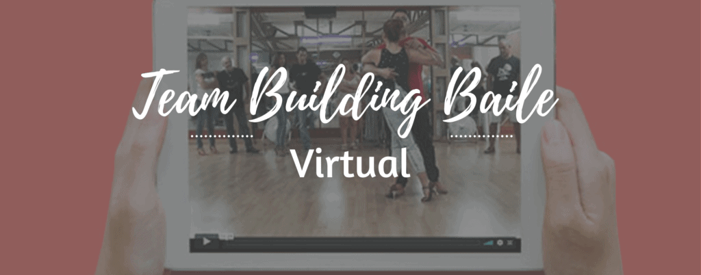 team building de baile virtual