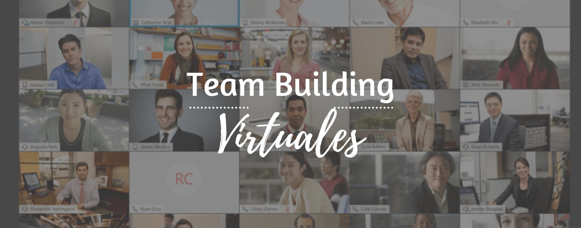 Team Building Virtuales