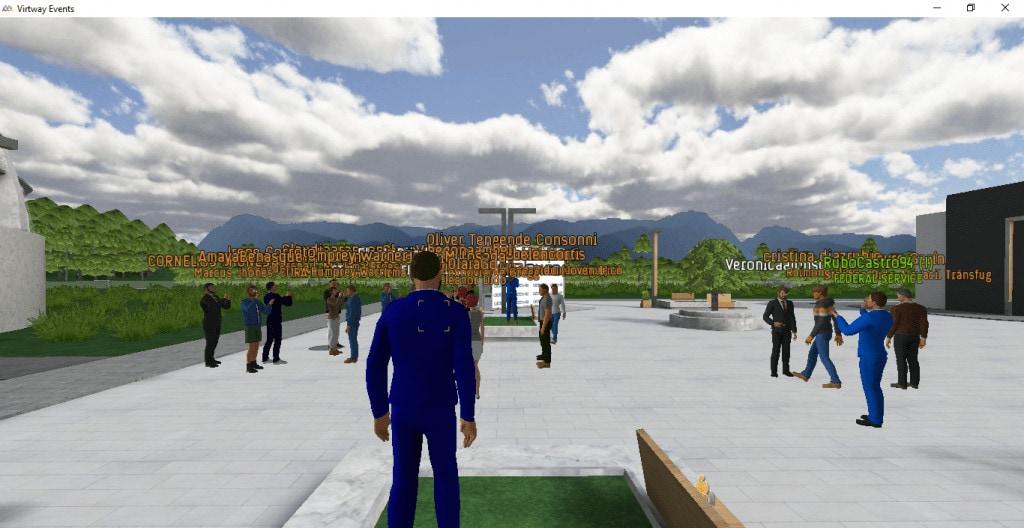 Cluedo Virtual para Empresas