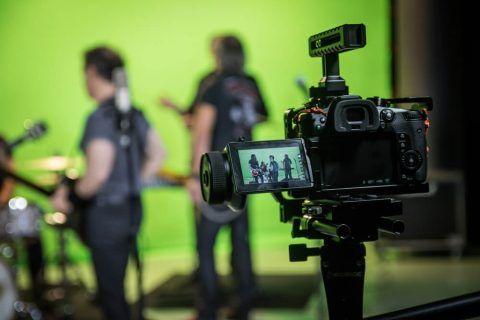 grabar un videoclip_