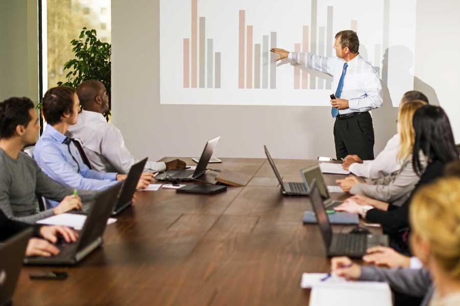 Curso de presentaciones comerciales para empresas