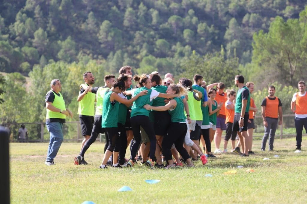 team building olimpiadas para empresas