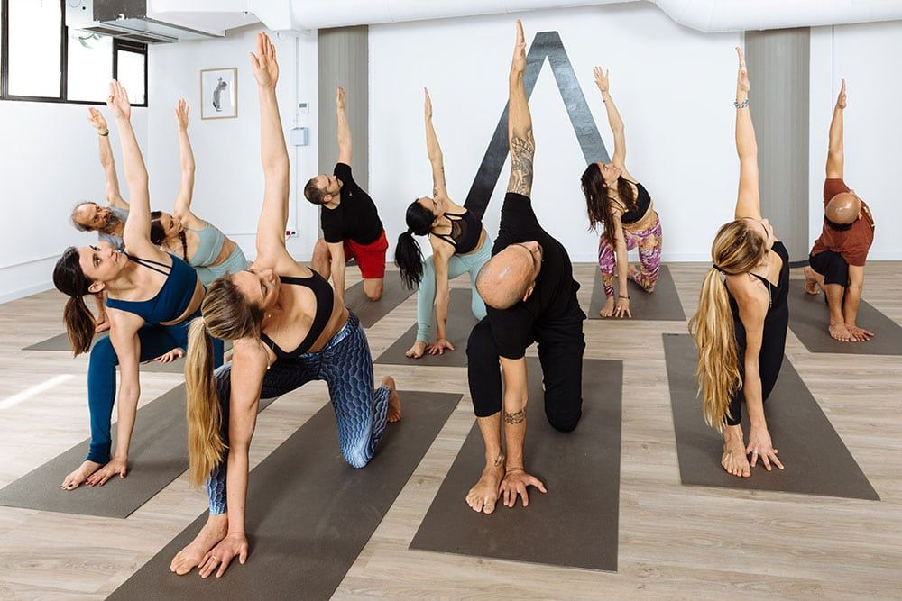 team building taller de yoga 3