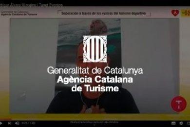 AGÈNCIA CATALANA DE TURISME | Organización Evento Virtual