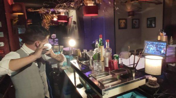 taller de coctelería